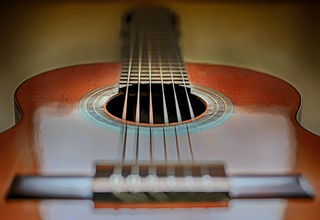 Making Noises How Guitar Strings Produce Sound The Nutty Chemist